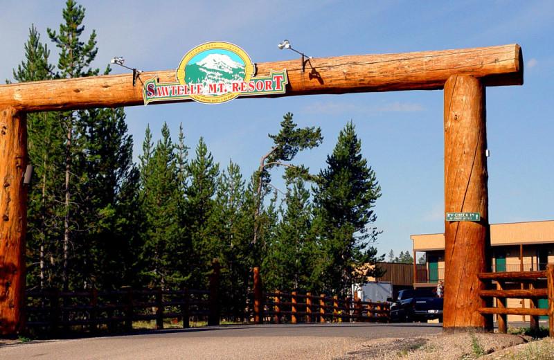 Welcome to Sawtelle Mountain Resort.