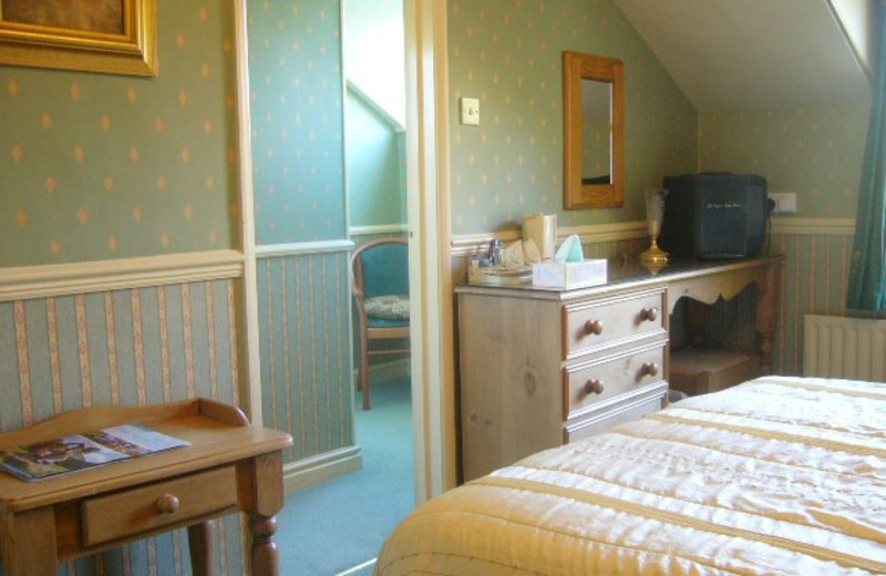 Guest room at Coppice Guest House.