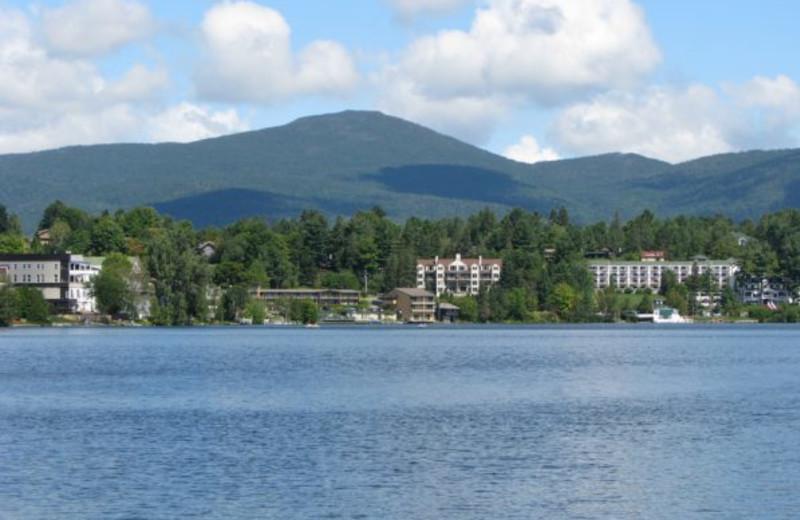 Lake near GO-Cottage.