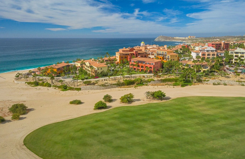 Golf course at Sheraton Hacienda del Mar Resort & Spa.