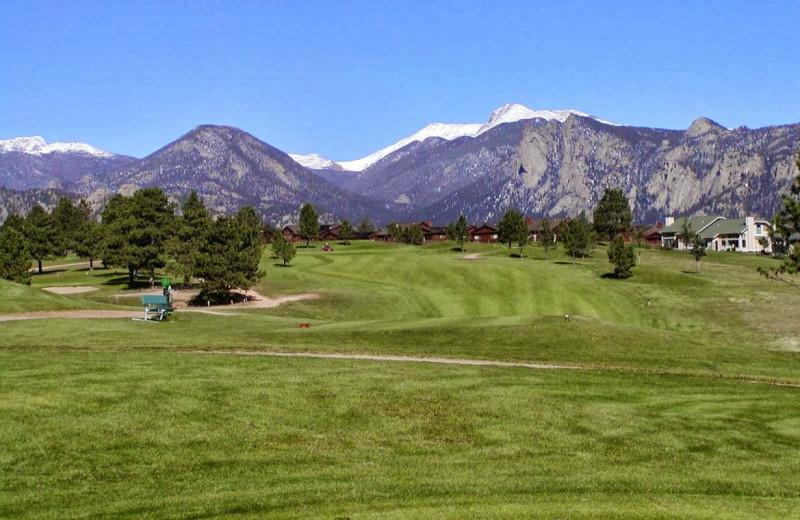 Estes Park Golf Course near EstesParkRentals.com.