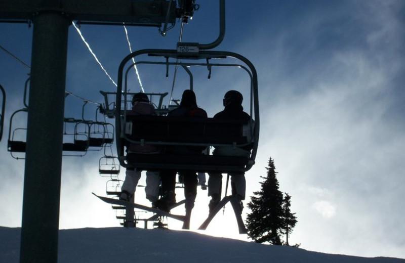 Skiing at Summit Vacations.