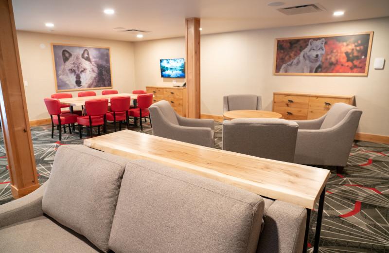 Meetings at Banff Rocky Mountain Resort.