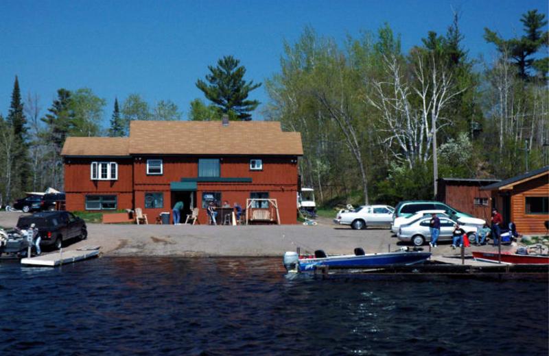 Exterior view of Hi Banks Resort.