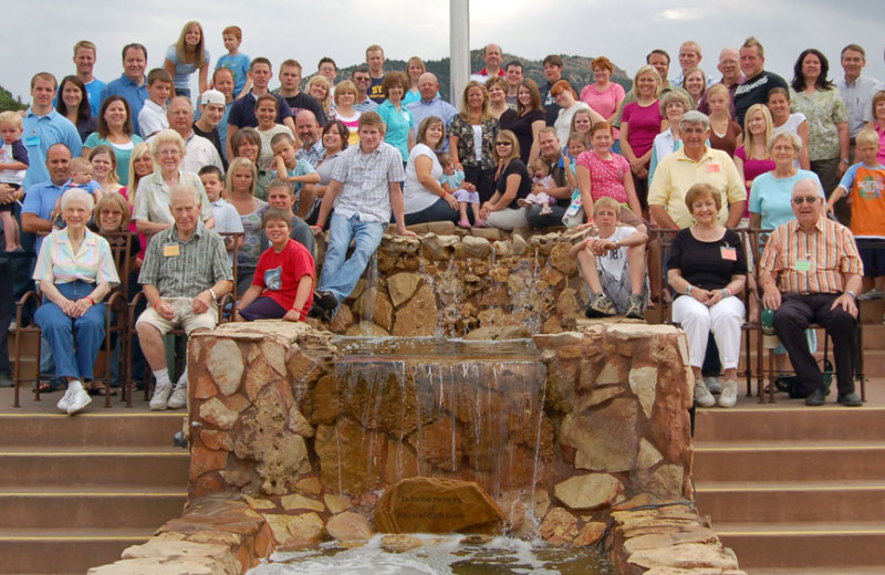 Reunions at Zion Ponderosa Ranch Resort.
