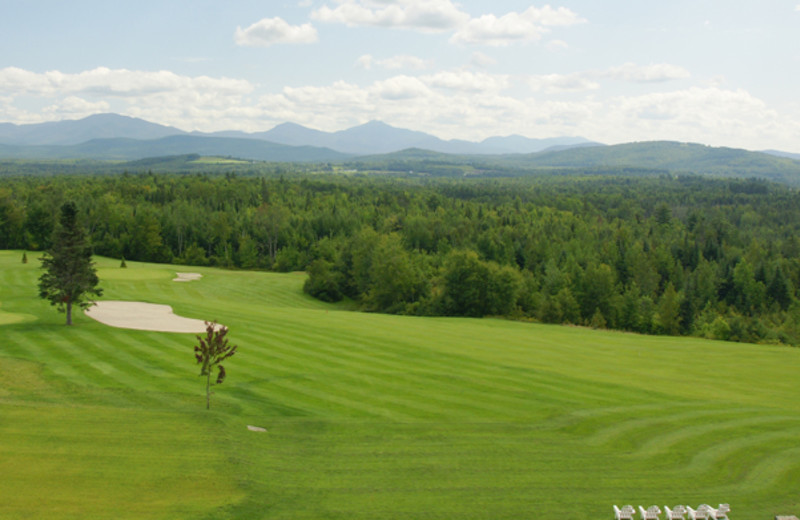 Golf Course at Mountain View Grand Resort