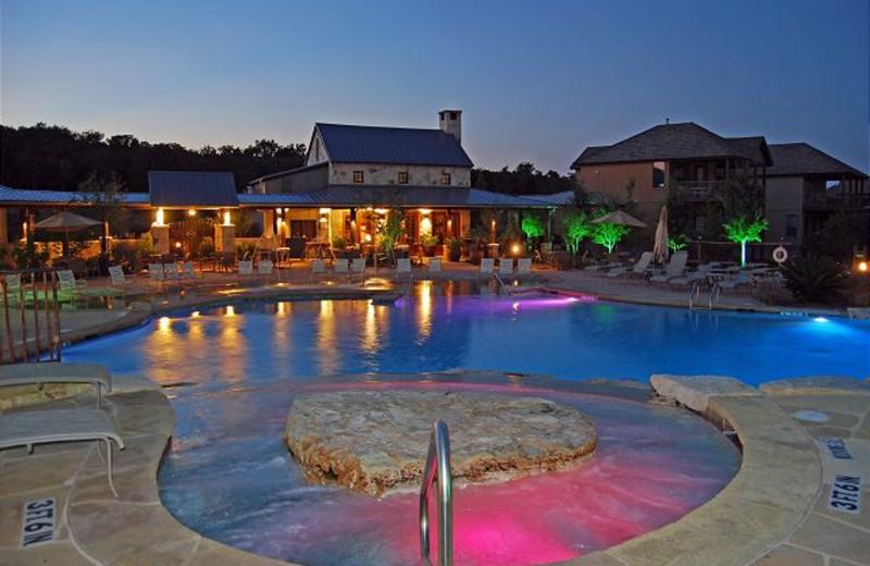 Rental pool at Lake Travis & Co.