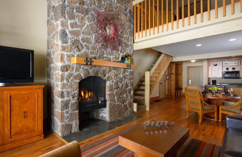 Lodge Village Suite Living Room