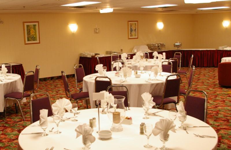 Banquet Hall at the Peninsula Inn & Resort