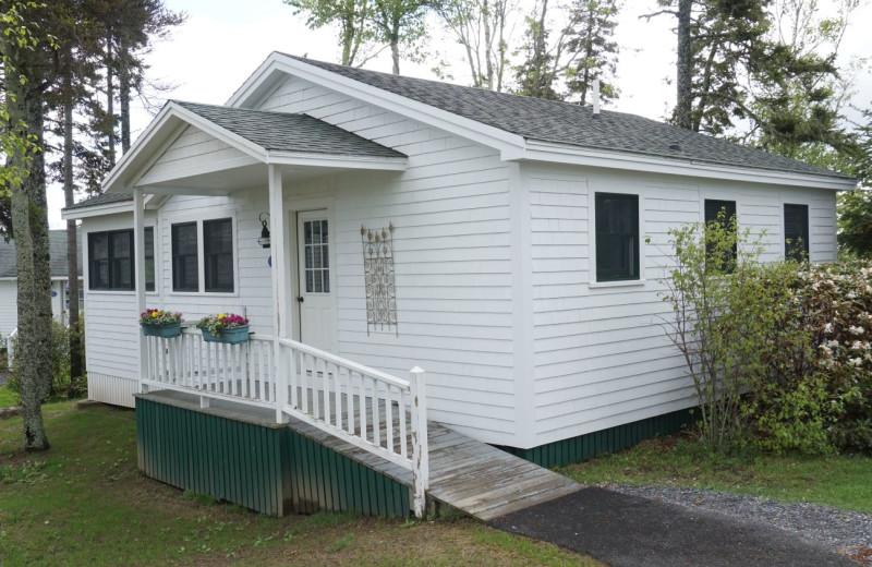Cabin at Newagen Seaside Inn.