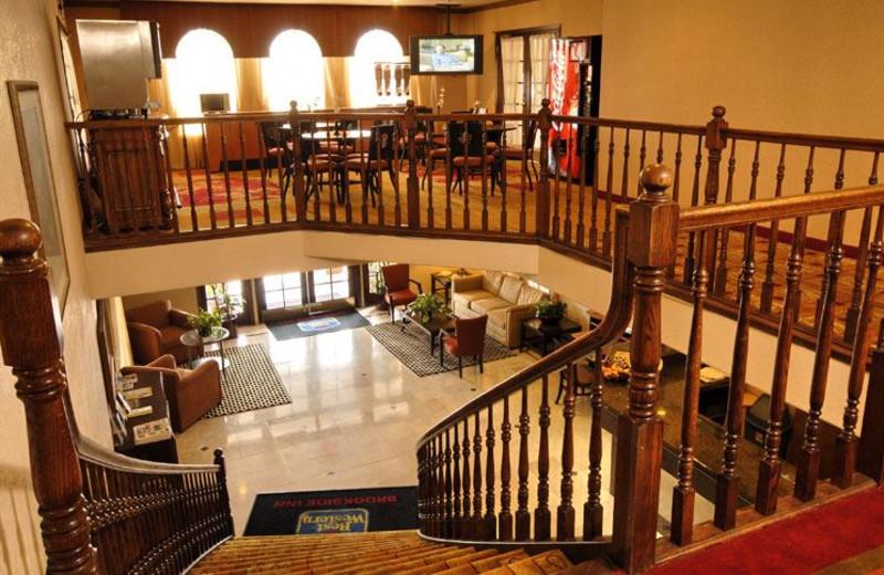 View of Lobby at Best Western Plus Brookside Inn