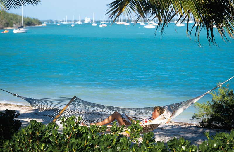 Relaxing at Sunset Key Guest Cottages, a Luxury Collection Resort.