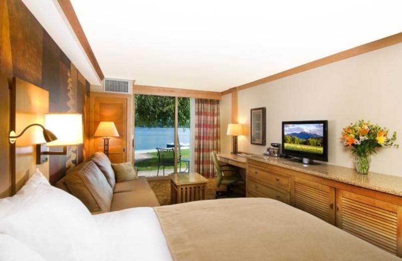 Guest Room at High Peaks Resort