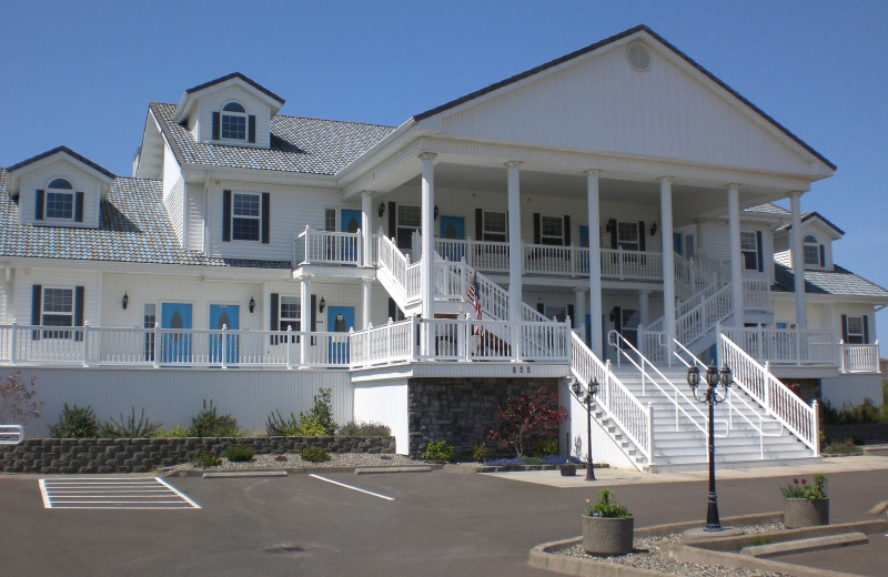 Exterior view of Judith Ann Inn.