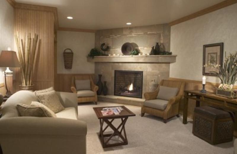 Spa Lounge at Semiahmoo Resort