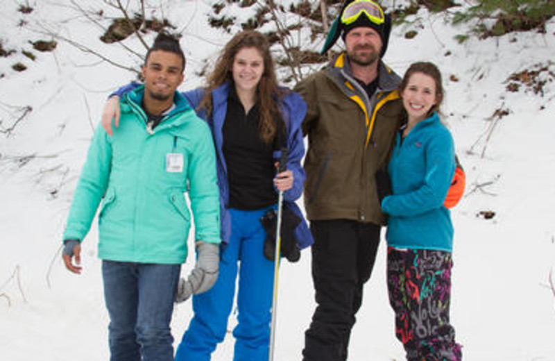 Lake Junaluska offers groups ski packages that enable them to stay at Lake Junaluska Conference and Retreat Center and enjoy skiing in the region.