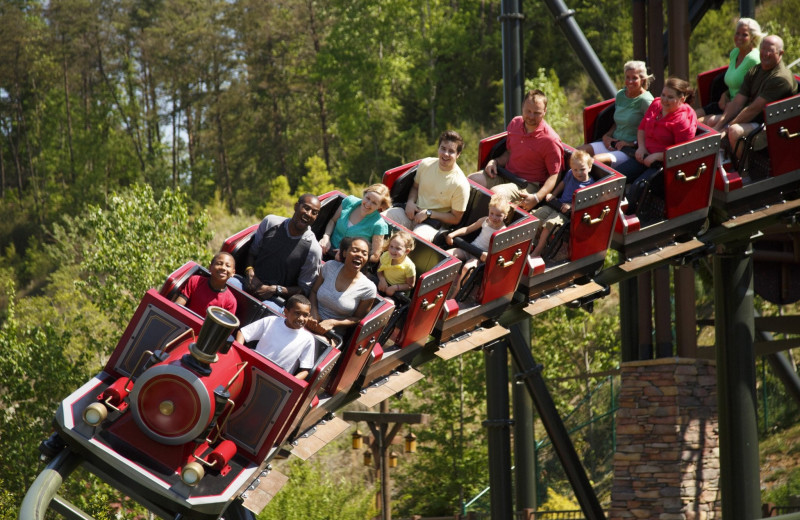 Dollywood near Eden Crest Vacation Rentals, Inc.