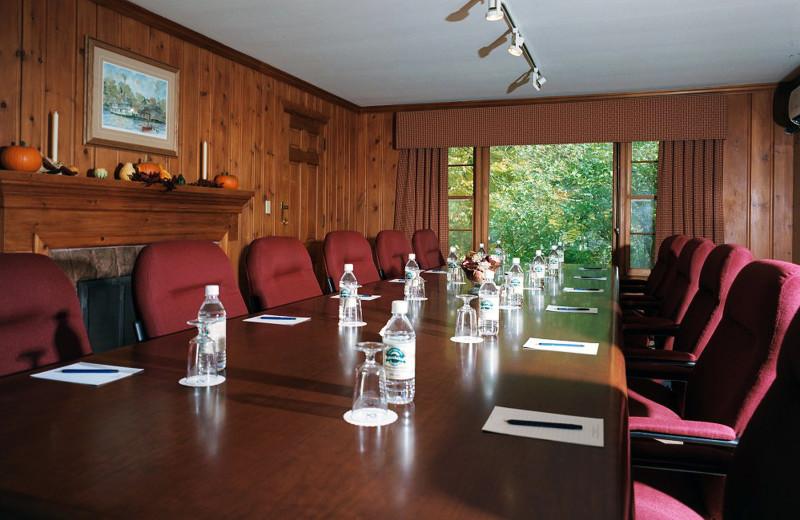 Meeting room at Sherwood Inn.