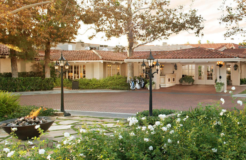Exterior view of Rancho Bernardo Inn.
