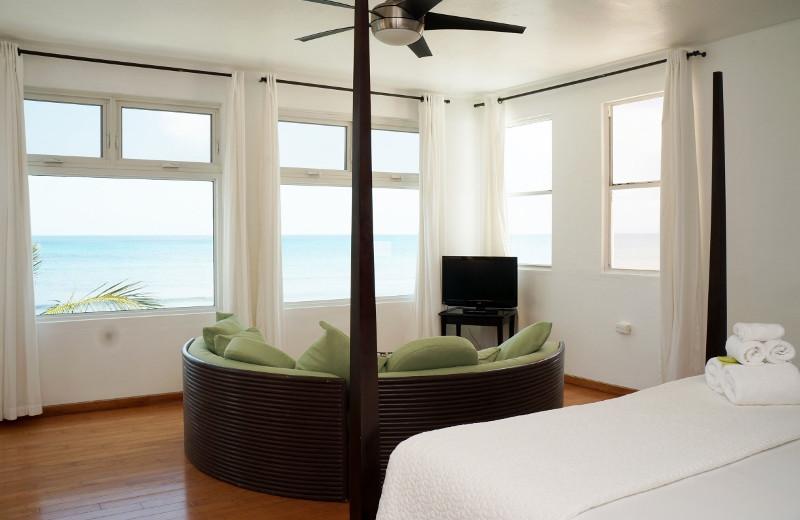 Guest room at Bravo Beach Hotel.