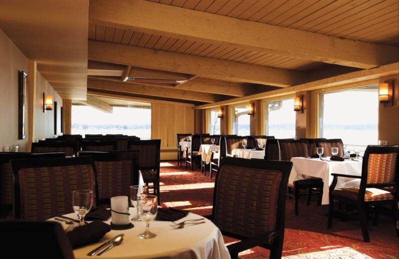 Fine Dining at Lake Lawn Resort