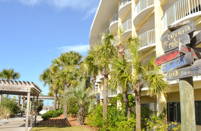 Exterior View of Boardwalk Beach Resort Hotel & Convention Center