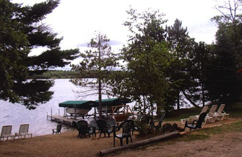 Picnic Area at Edgewood Resort