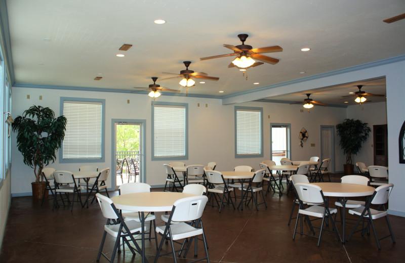 Meeting room at Rockwood Resort.