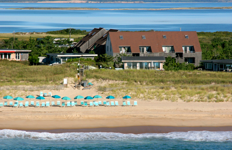 Exterior view of Ocean Colony.
