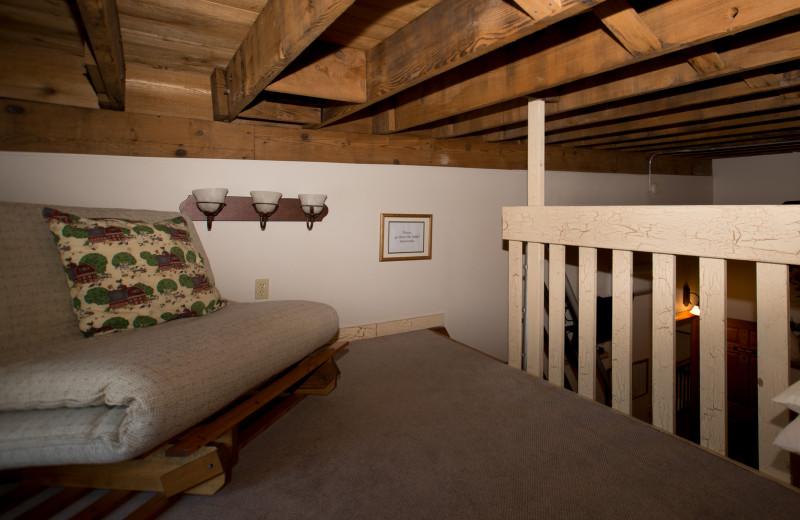 Loft in the Farm Jacuzzi Suite