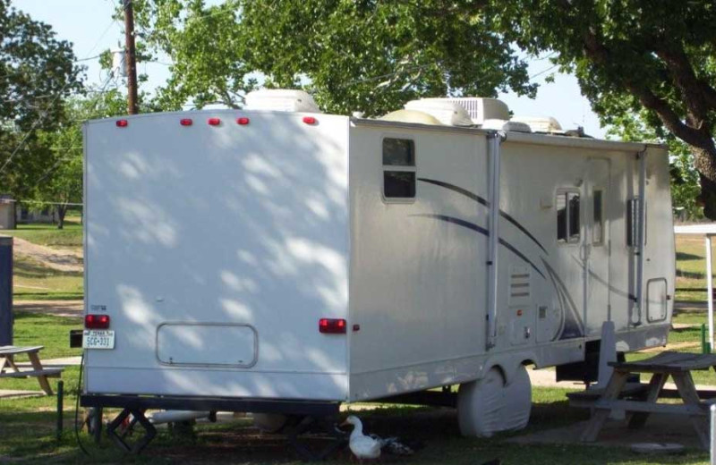 RV Park at The Edgewater Waterfront Cottages