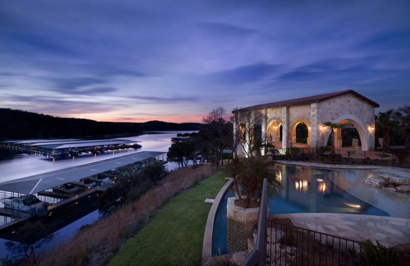 Exterior view of Lake Travis & Co.