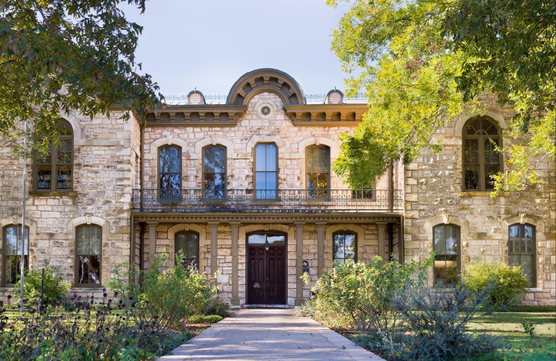 Historic sites at The Back Forty of Fredericksburg Ranch & Bed and Breakfast.