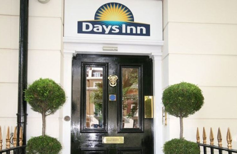 Exterior View of Days Inn London Hyde Park