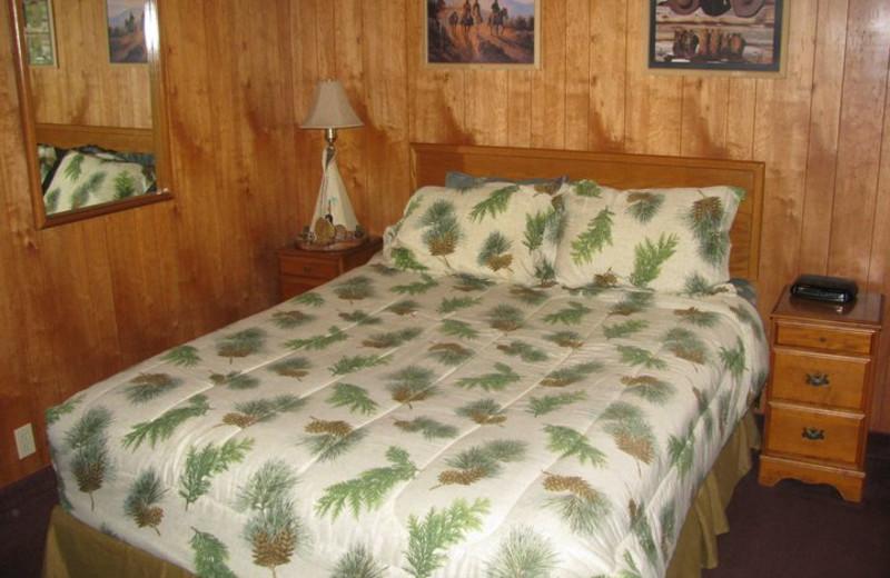 The Montana Room at Bennett Bay Inn.