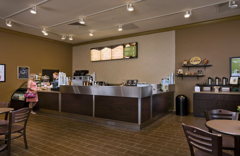 Cafe at Moody Gardens Hotel Spa & Convention Center.