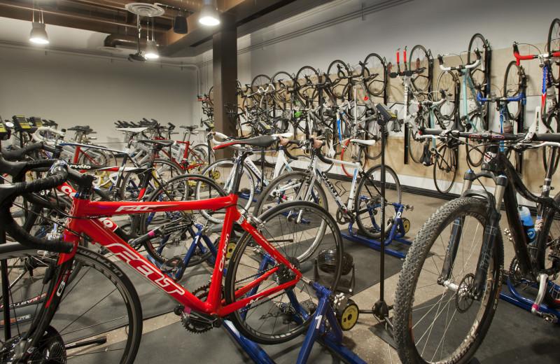 Bike rental at The Westin Riverfront Resort & Spa.