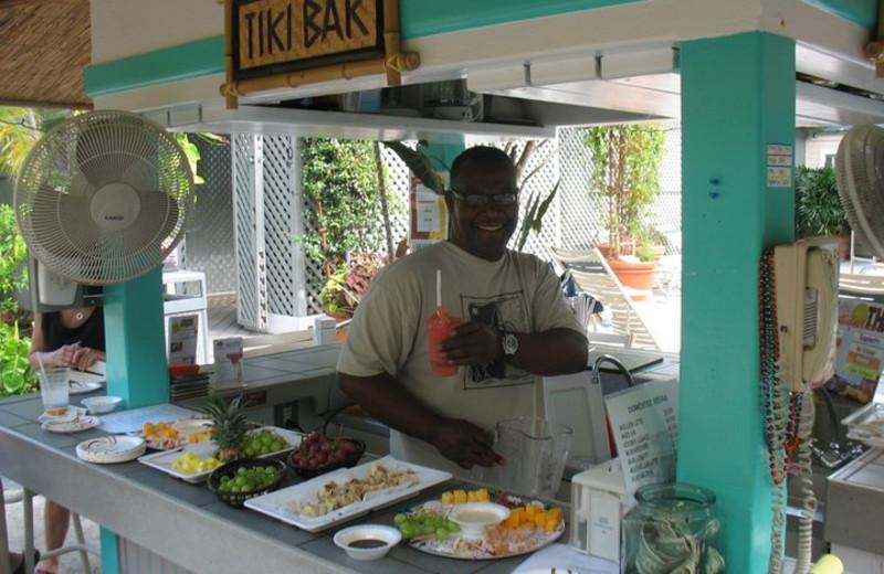 Tiki Bar at The Banyan Resort.