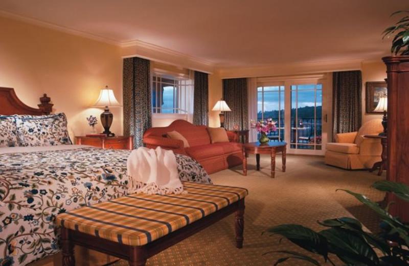 Guest Room at Harborside Hotel