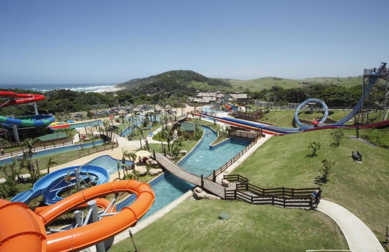 Waterpark at Wild Coast Sun.