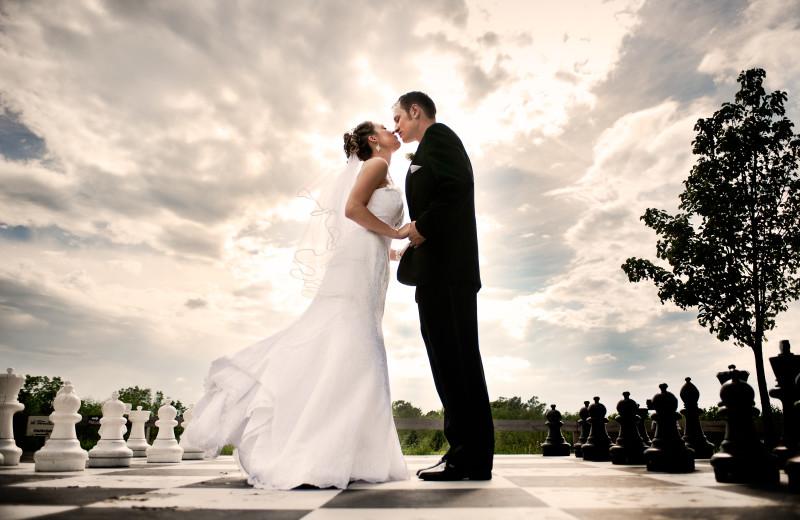 Wedding at La Tourelle Resort & Spa.
