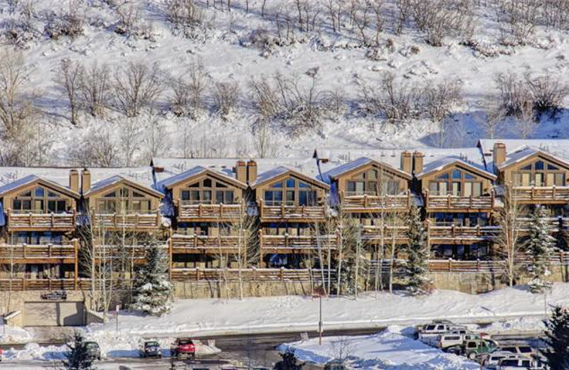 Exterior view of Alpine Ski Properties.
