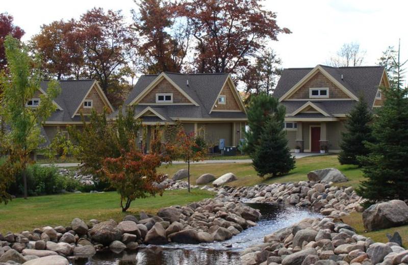 Cabins at Kavanaugh's Sylvan Lake Resort