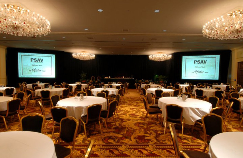 Meeting Space at the Pfister Hotel