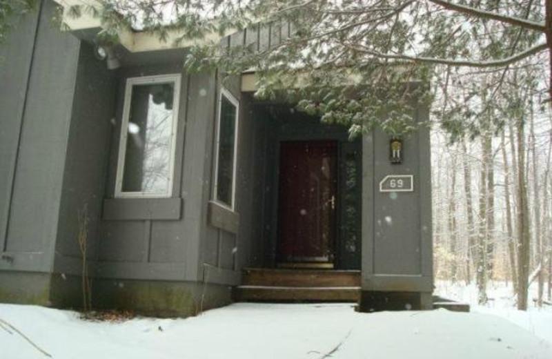 Cottage at Snow Ridge Village at Jack Frost