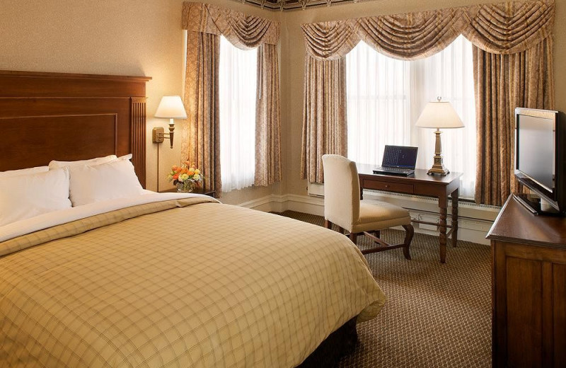 Guest room at Larkspur Hotel - Union Square.
