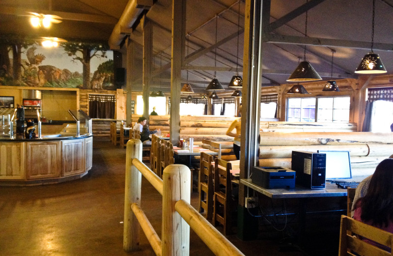 Blue Belly Grill at Zion Ponderosa Ranch.