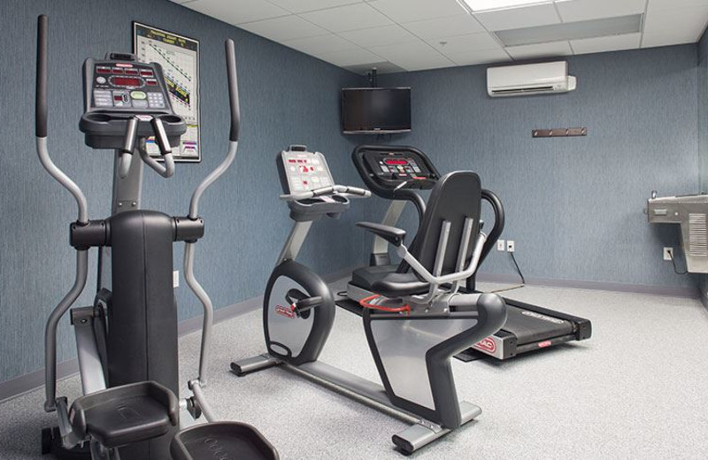Fitness Room at Holiday Inn Express Redwood City-Central
