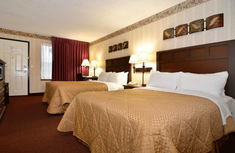 Guest Room at Best Western Center Pointe Inn