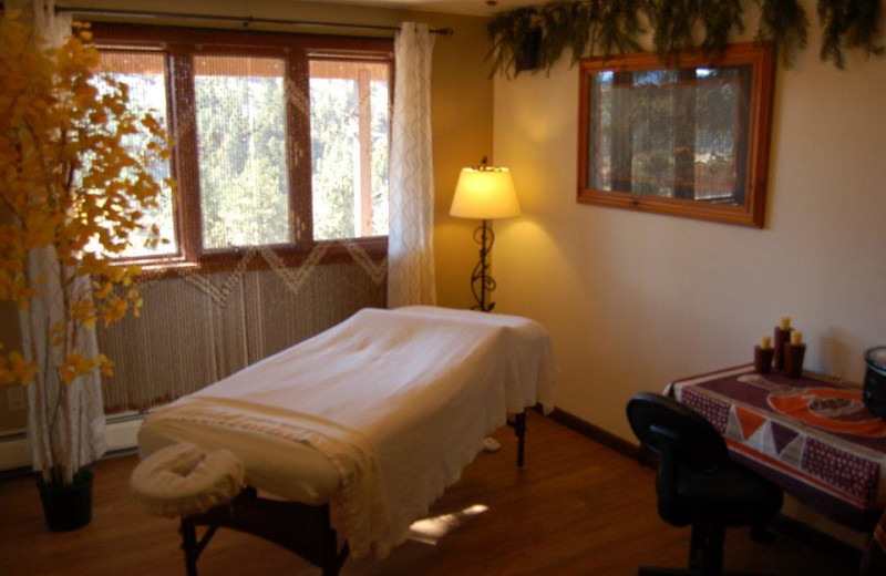 Spa Massage Table at  Wildwood Inn